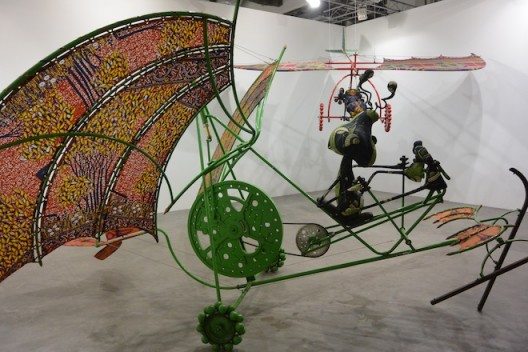 Yinka Shonibare at Pearl Lam Galleries