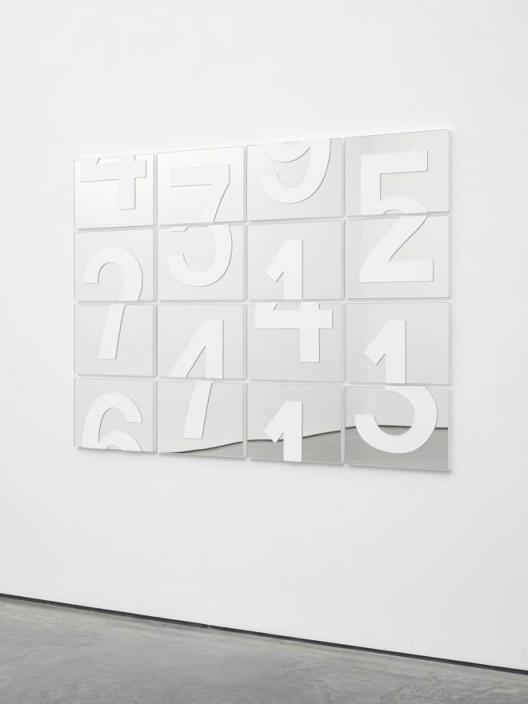 "Darren Almond, ""In Reflection 002"", Medium to be confirmed, 57 7/8 x 81 1/8 x 1 3/16 in. (147 x 206 x 3 cm), 2015 © Darren Almond. Photo © White Cube (Ben Westoby)"
