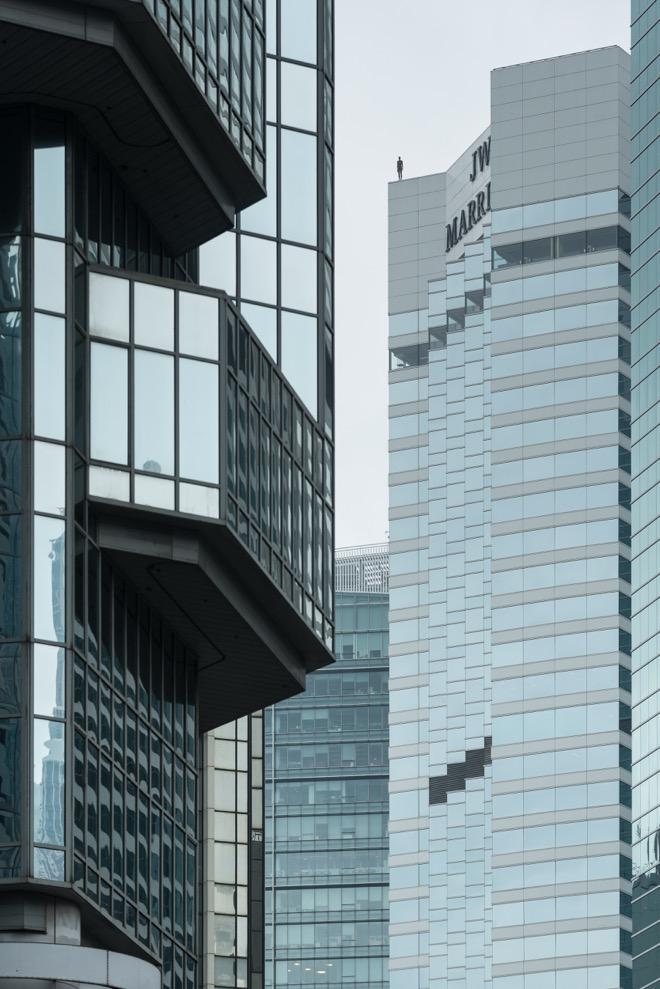 Randian Event Horizon Hong Kong Reimagining Public Spaces