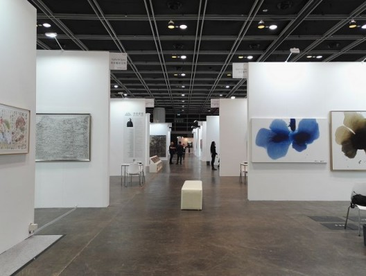 Ink Asia 2015, installation view 水墨艺博,展览现场