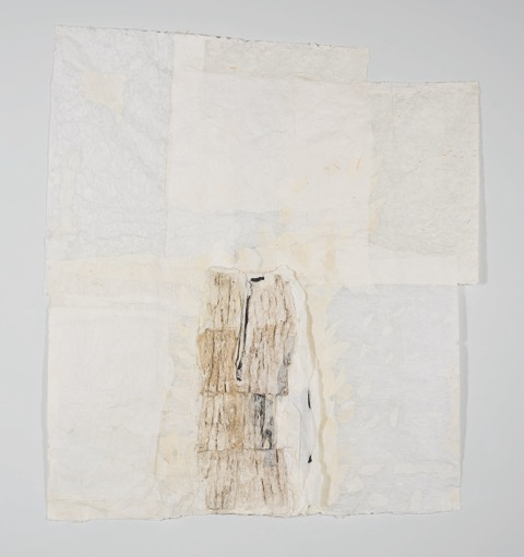 "Lin Yan, ""Living"", Xuan Paper, 191 x 167cm, 2012"