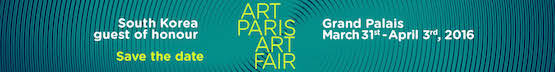 Art Paris 2016 masthead banner