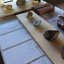 High Desert Test-Sites, Gem/Mineral Expo and Painted Rock Auction, Paramount Ranch
