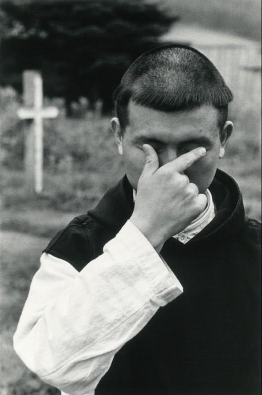 'Garden of Silence' from 'Domains', 1958 © Ikko Narahara Archives