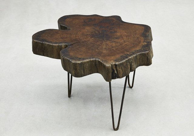 3 Pj Tree Trunk Coffee Table
