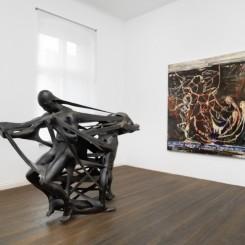 """WASAK!"", exhibition view, Arndt gallery, Berlin"