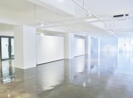 Galerie Huit, Hong Kong, exhibition space