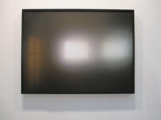 乔瓦尼·欧祖拉,《尘霾-里面》,2014,常青画廊