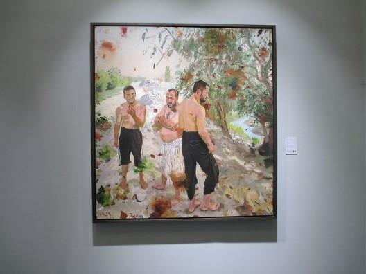 刘晓东,《信仰》2012,保利拍卖