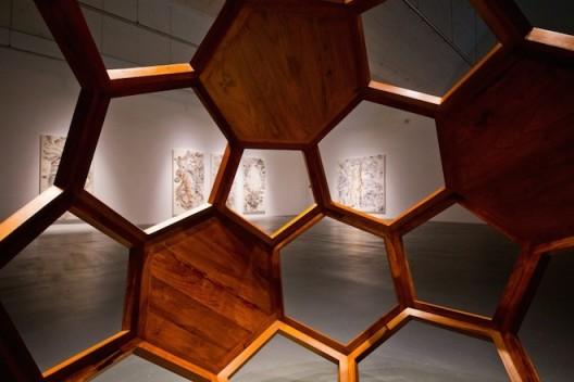 """Ai Weiwei, """"Untitle""""(detail)艾未未,《无题》细节"""