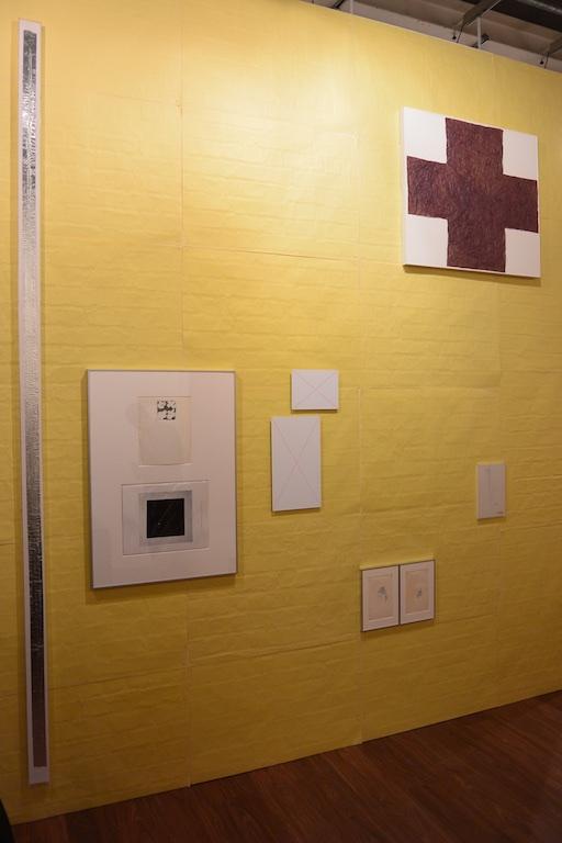 Jolle Tuerlinckx (Galerie nächst St.Stephen Rosemarie Schwarzwälder, Vienna)