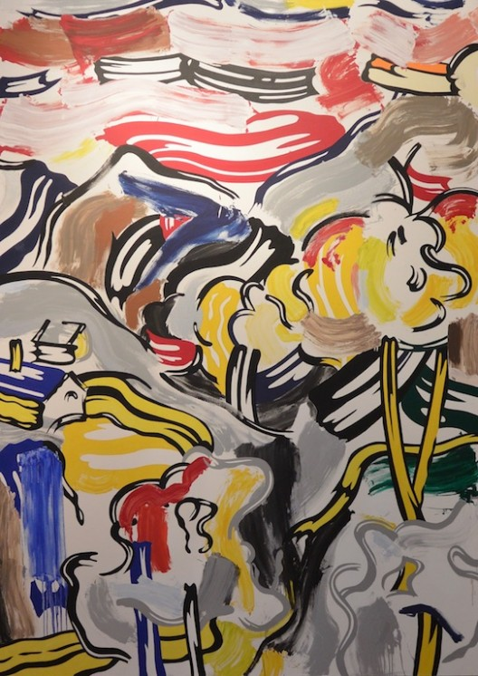 Perfection. Roy Lichtenstein