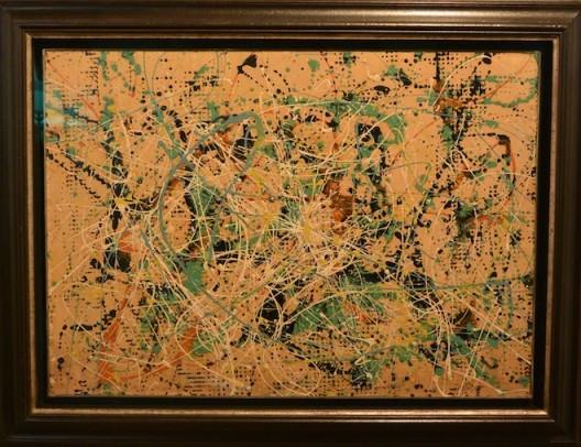 Jackson Pollock at Mitchell-Innes & Nash.