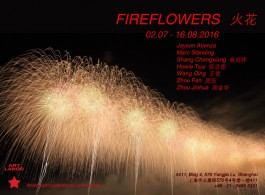 fireflowers poster