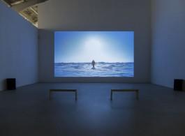 """1. Guido van der Werve, """"Nummer negen, the day I didn't turn with the world"""", 2007"""