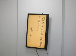 "Song Ta: ""How is the Weather?"", exhibition view at Practice"