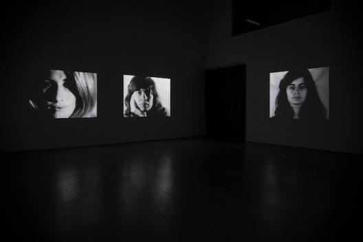 """""""安迪沃霍尔:接触"""",展览现场(图片由木木美术馆提供)"""