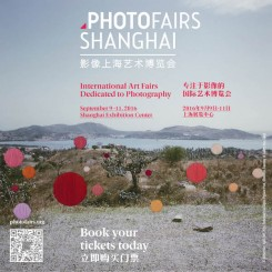 PHOTOFAIRS Shanghai Poster 2016