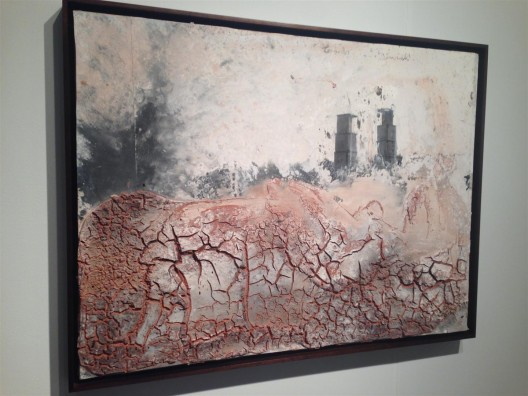 Anselm Kiefer at James Cohan