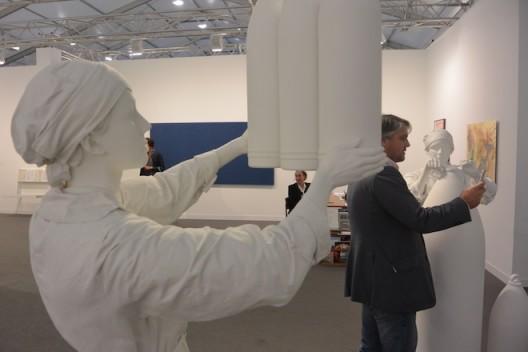 Melik Ohanian at Galerie Chantal Crousel