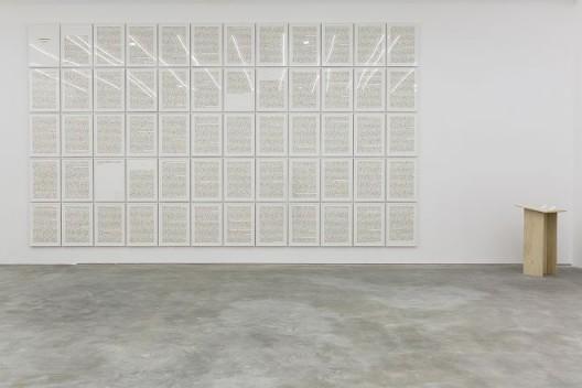 《变形记》,书 收藏级喷绘版画,19×12cm,98p 2011,70×50cm×60,2016
