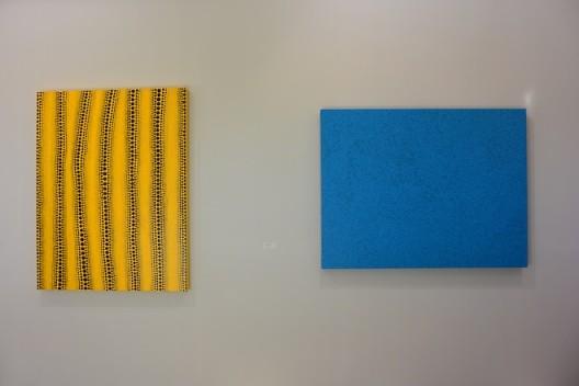 Yayoi Kusama at Ota Fine Arts