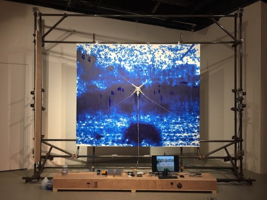 Liu Xiaodong takes his practice to the next stage: theatre of the robotic, in