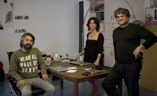 Raqs Media Collective: Jeebesh Bagchi, Monica Narula and Shuddhabrata Sengupta