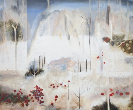 Altitude_Nogah Engler_oil on canvas_140.5 x 170 cm_2016