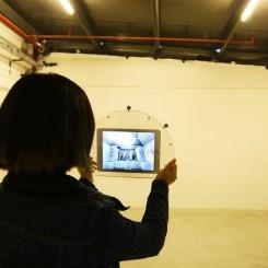 """莎若•肯徳丁,邵志飞(澳大利亚),《人间净土——扩增实境版》 / Sarah Kenderdine, Jeffrey Shaw, """"Pure Land AR"""""""