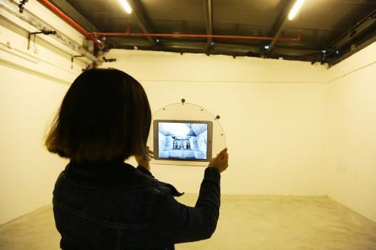 莎若•肯徳丁,邵志飞(澳大利亚),《人间净土——扩增实境版》 / Sarah Kenderdine, Jeffrey Shaw,