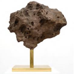 王思顺《启示 16 1.17》 雕塑 41 × 51 × 20 cm 图片由MDC画廊、长征空间提供