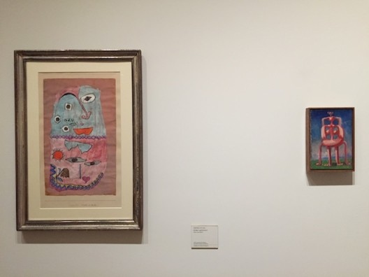 installation view: George Condo