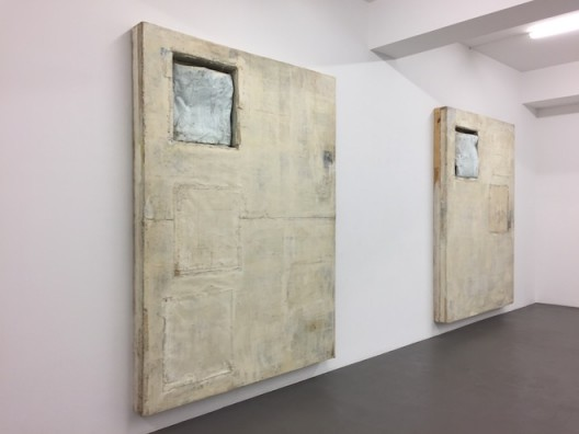 Lawrence Carroll at Buchmann Galerie Berlin 2017 1