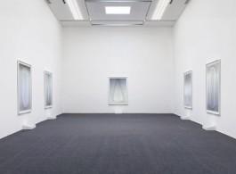 """刘月,""""格言"""",香格纳北京,展览现场 Liu Yue, """"Maxim"""", ShanghART Beijing, installation view"""