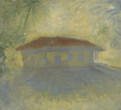 Celia Paul My First Home, 2016