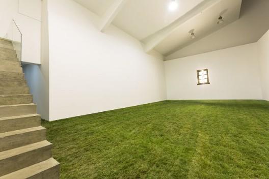 """蔡磊,""""景别"""",当代唐人艺术中心,展览现场 Cai Lei,"""