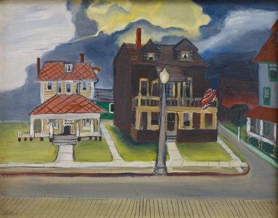 Alice Neel Belmar, New Jersey, 1935