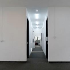 展厅三楼,李爽与钟嘉玲作品 /  Exhibition in 3rd Floor, works by Shuang Li and Zhong Jialing