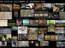 何子彦,《东南亚关键词典》, 2012至今(图片由艺术家提供)