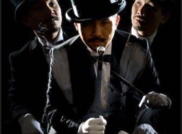 "Hiram To ""The Magician"", video film still."