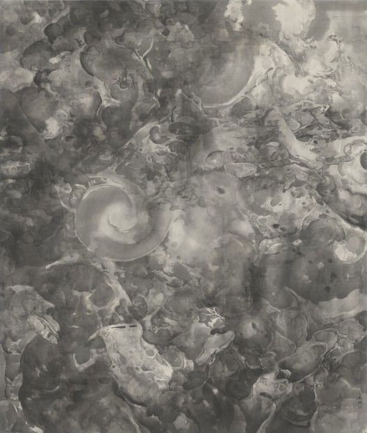 tai-xiangzhou-_projection-of-the-revolving-spheres-_ink-on-silk-_162-x-137-cm_2015