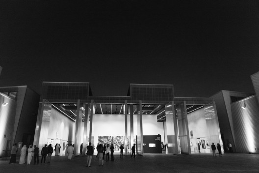 2 Opening of Syria Into the Light at Concrete on Alserkal Avenue, 9 March 2017, Photo Credit Abby Kemp, Courtesy Alserkal Avenue