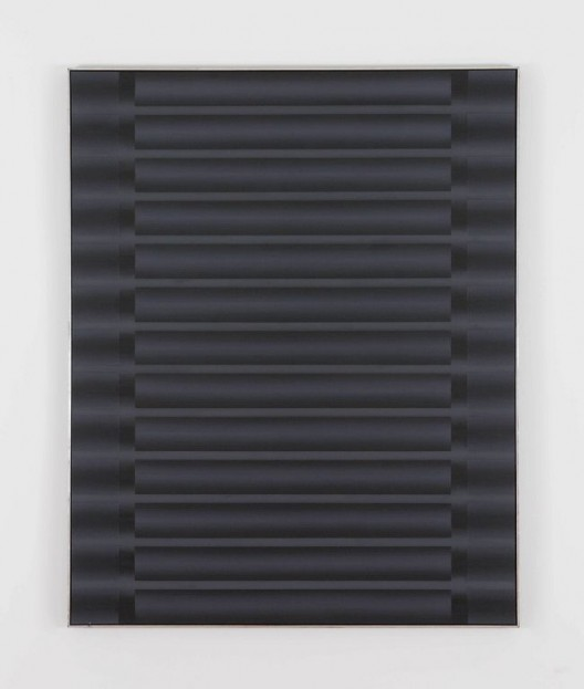 """""""Nucleus 84-30"""", 1984. Oil on canvas. 162 x 130 cm / 63 3/4 x 51 3/16 in. Photo: Ringo Cheung. Courtesy the Artist and Perrotin."""