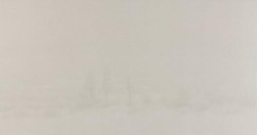 邱世华,《无题》,2011,布面油画,150 x 286 cm Qiu Shihua,