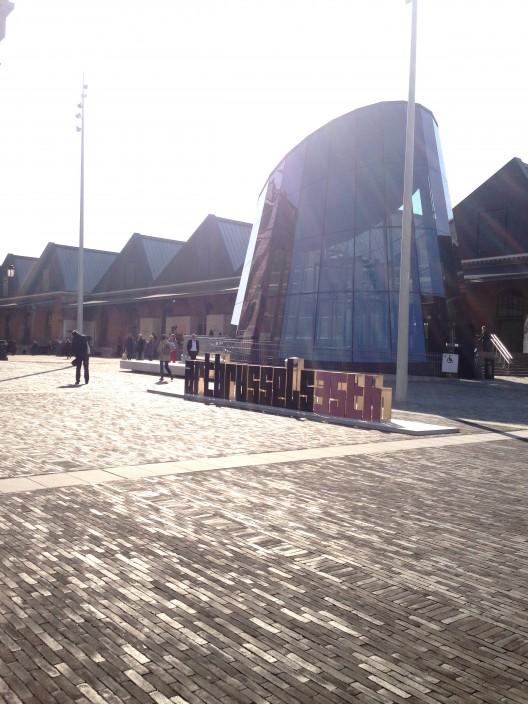 entrance Art Brussels