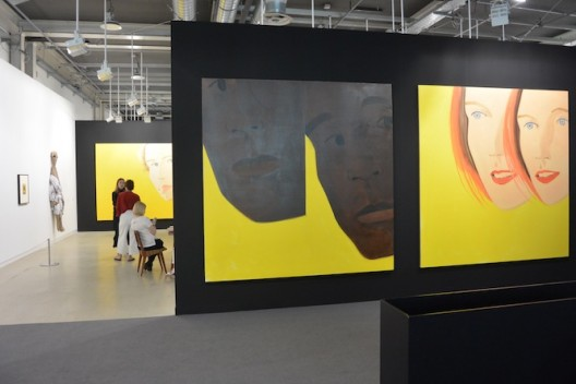 Alex Katz at Gavin Brown's enterprise (New York)