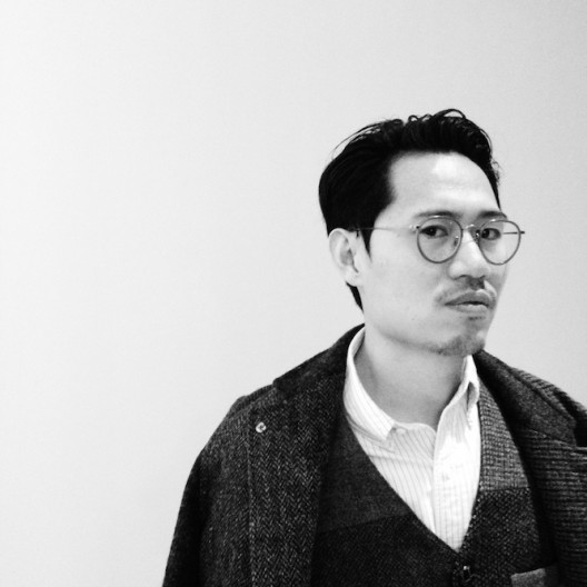 Chen Wei 陈维 (photo Liu Xing, Courtesy ShanghART)