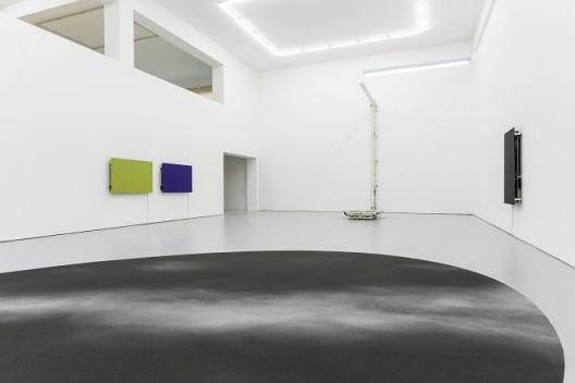 """郝经芳&王令杰"",展览现场,空白空间北京 ""Jingfang HAO & Lingjie WANG"", installation view, White Space Beijing"