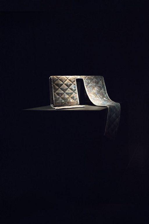 "Jacqueline Kiyomi Gordon, ""Noise Blanket, No. 10"", 2017 (Courtesy of Empty Gallery) Jacqueline Kiyomi Gordon,《噪音毯子,No. 10》,2017(图片由Empty Gallery 提供)"